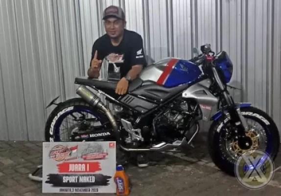 Honda Modif Contest 2019 seri Jakarta Berikan Ide Menyegarkan