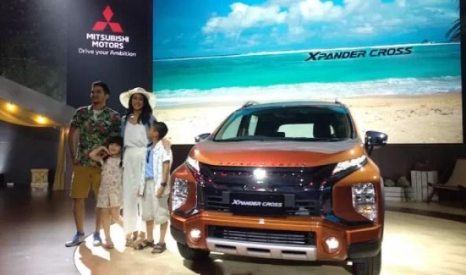 Mitsubishi XPANDER CROSS Dengan Keunggulan Yang Ditawarkan