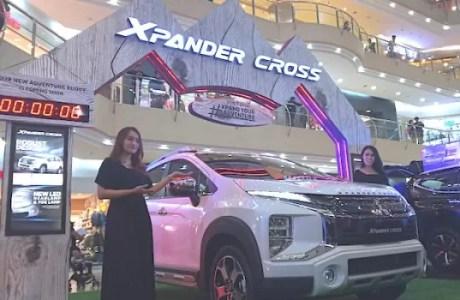 XPANDER CROSS Sapa Metropolitan Mall Bekasi