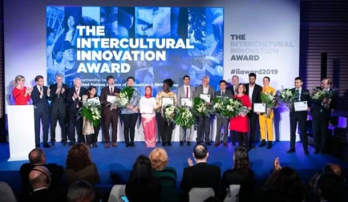 Program Penghargaan BMW Group-UNAOC Intercultural Innovation Award