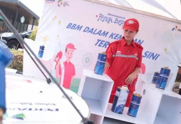 Pertamina Stok BBM dan LPG Saat Nataru