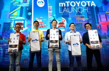 "TOYOTA-ASTRA MOTOR Dengan Aplikasi Digital Terbaru ""mTOYOTA"""