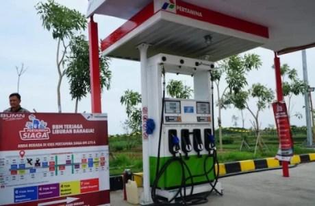 Pertamina Tambah Pasokan BBM & LPG di DI Yogyakarta