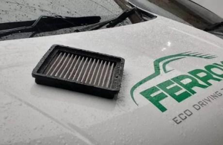 Cara Bersihkan Filter Udara Ferrox Yang Tepat Saat Musim Penghujan