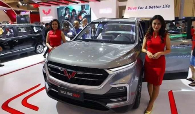 Wuling Motors Meriahkan Ajang Big Bang Jakarta 2019