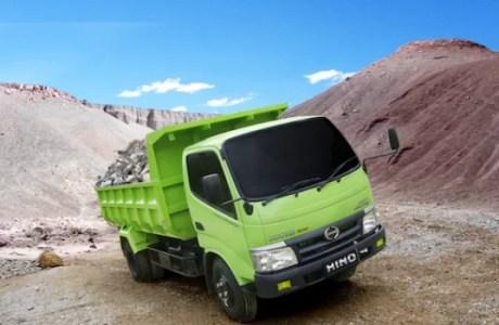 Hino Rajai Segmen Medium Duty Trucks selama 20 tahun