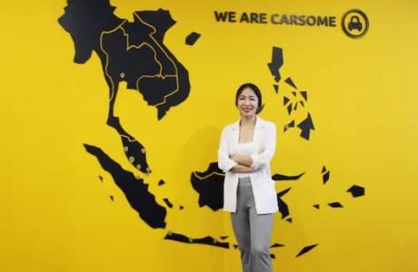 Carsome Perkuat Kepemimpinan Senior