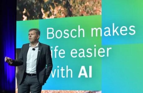 Bosch Investasikan 100 Juta Euro Untuk Kampus AI