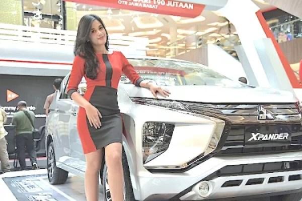 Harga Kendaraan Penumpang Mitsubishi Januari 2020