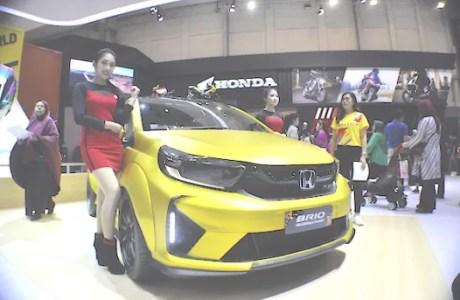 Honda Raih Penjualan Positif Di Awal Tahun 2020