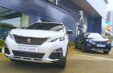 Peugeot Allure Plus Series Resmi Diluncurkan