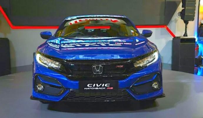 Spesifikasi New Honda CIVIC Hatcback RS Yang Garang