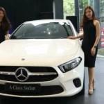 Thamrin Citra Abadi Perkenalkan Mercedes New A 200 Sedan dan New GLC 200 AMG Line Di Palembang