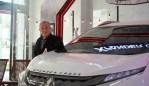 Tsunehiro Kunimoto, Pria Dibalik Desain Dynamic Shield Mitsubishi