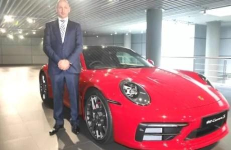 Porsche Indonesia Miliki Bos Baru