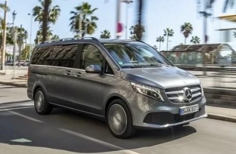 New Mercedes-Benz V-Class