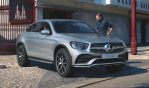 Mercedes-Benz GLC Coupé terbaru