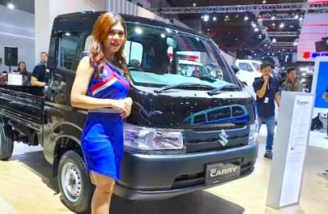 Pencapaian Positif Suzuki Carry Pick Up Di Awal Tahun 2020