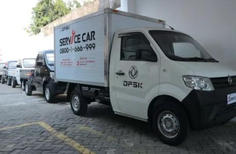 Mengakses Layanan Purna Jual DFSK Super Cab