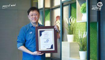 Asuransi Astra Raih Dua Penghargaan Sekaligus Di Indonesia Best Insurance Award 2020