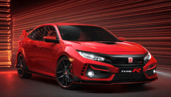 NEW HONDA CIVIC TYPE R Semakin Agresif