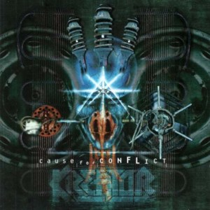 KREATOR_Cause for Conflict