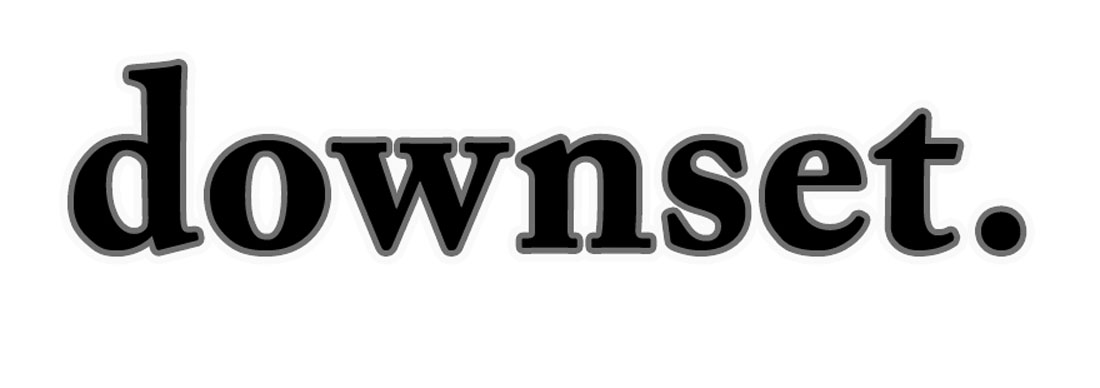 DOWNSET_Logo