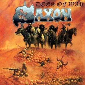 SAXON_Dogs_of_War