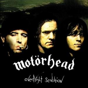 MOTÖRHEAD_Overnight_Sensation