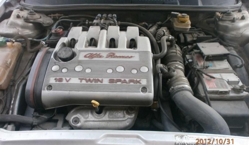 Alfa Romeo 156 Kme Diego dolu