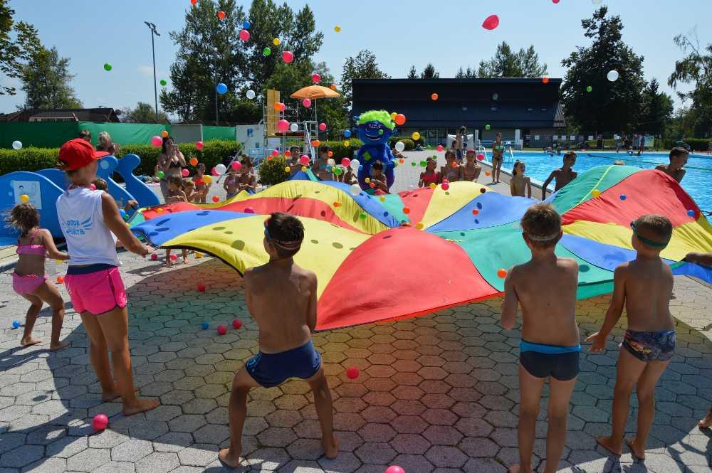 tečaji plavanja za otroke domžale