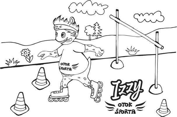 Izzy roler