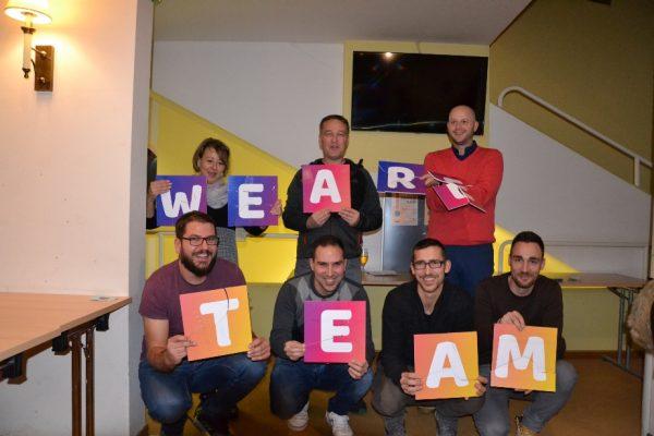 team building klimer štirn