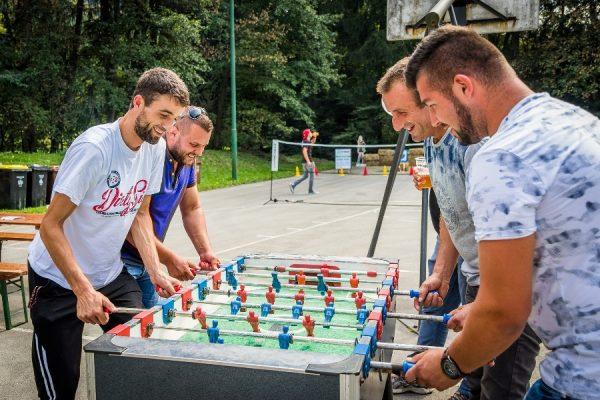 team building snaga