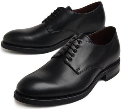 「革靴 プレーントゥ」の画像検索結果
