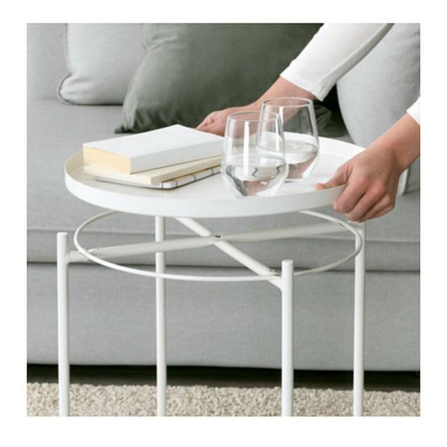 IKEAトレイテーブル