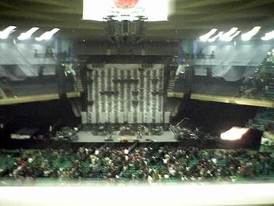 エリック・クラプトンのライブを日本武道館で観る(2006年12月9日)