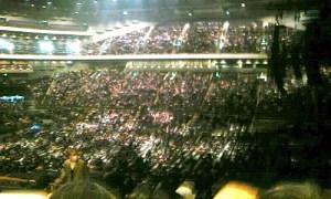 クラプトンとベックの共演:「エリック・クラプトン/ジェフ・ベック」ジョイント公演を観る