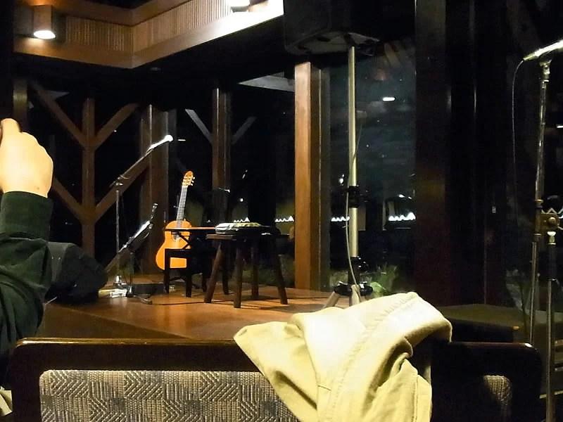 モレーノ・ヴェローゾのライブを山寺風雅の国で観る