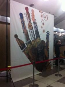 ツアーポスター:山下達郎ライブ「Performance 2011-2012」