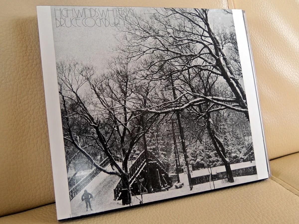 ブルース・コバーン(Bruce Cockburn)『雪の世界(High Winds White Sky)』