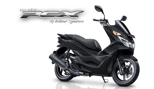 Review Honda PCX 150