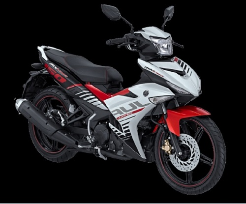 Yamaha MX KING 150 Speedy White