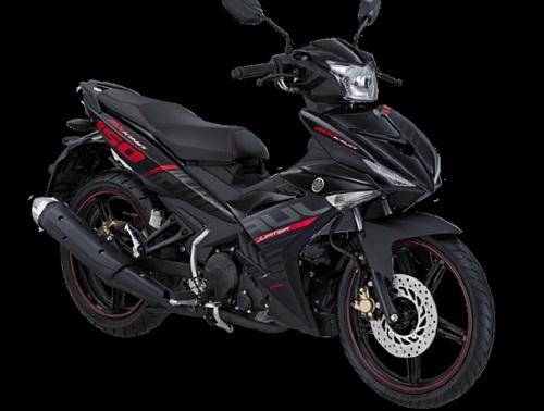 Yamaha MX KING Drift Black