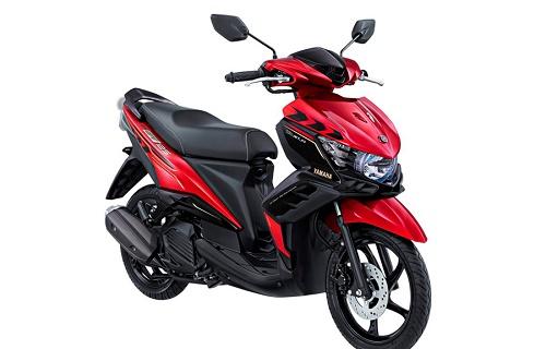 Yamaha Mio GT 125 Red