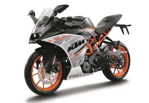 Spesifikasi dan Harga KTM RC 250