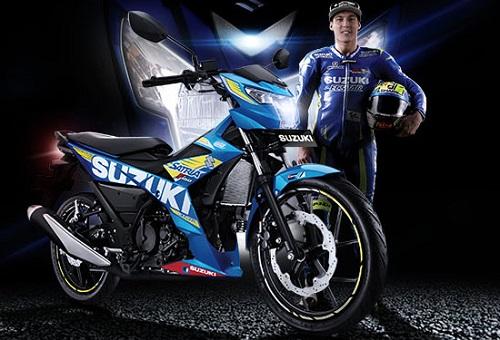 Spesifikasi dan Harga Suzuki Satria F150 Injeksi