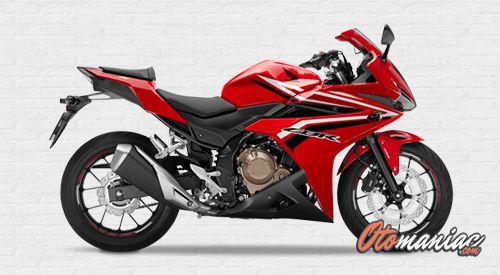 Honda CBR500RR