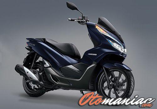 Harga Honda PCX Hybrid