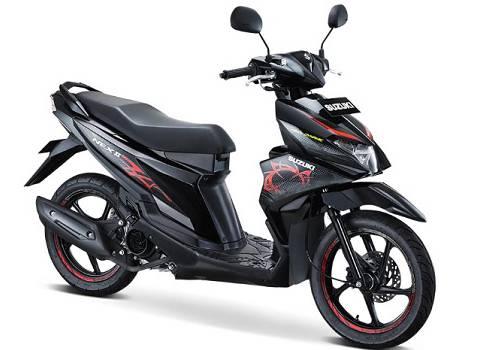 Daftar Fitur Terbaru Motor Suzuki Nex II